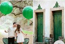 Emerald en Mint Inspirasie / BELLA - Desember