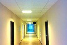 Hol Administratie Spital / Hol Administratie Spital 100 mp