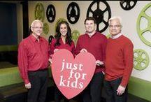Meet the Dentists of Just for Kids Dental / Meet the team of dentists at Just for Kids Dental!