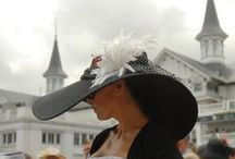 Kentucky Derby Style / What? There's a Horse race, too!