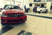 Around Tafel Motors / See what's happening around the Tafel Motors Mercedes-Benz dealership