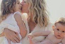 Mãe / Imagens inspiradoras de mães e filhos