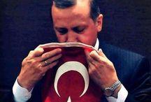 Recep Tayyip Erdoğan / Türkiye Cumhuriyeti Cumhurbaşkanı               Recep Tayyip Erdoğan