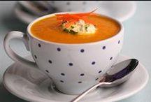{ food } / delicious. pleasurable. decorative dining  / by April Lorraine