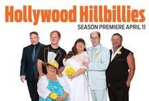 "Hollywood Hillbillies / Hollywood Hillbillies chronicles the hilarious antics of internet superstars Michael ""The Angry Ginger"" and his ""Mema"" as they trade in their simple country living in Georgia for the bright lights of Hollywood. / by REELZ"