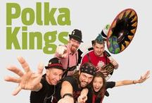 Polka Kings / Polka Kings is an original, half-hour reality series taking viewers on an incredible journey with The Chardon Polka Band in their foot-tapping quest to achieve mainstream status while bringing polka to the masses with a modern twist to the happiest music on earth. / by REELZ