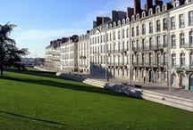 Nantes / Métropole portuaire, ville natale de Jules Verne, capitale des Ducs de Bretagne, Nantes est une métropole chargée d'histoire et au carrefour de nombreuses influences.