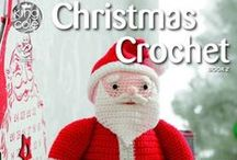 King Cole Christmas Crochet Book 2 / King Cole Christmas Crochet Book 2 - Designed by Zoe Halstead. Here you will find all the pictures of the items in this Crochet book.