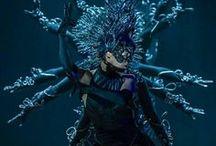 Cirque du Soleil / Um pouco da magia do espetáculo Amaluna
