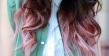 Hair / Hairstyles, haircuts and hair colors - everything you need!