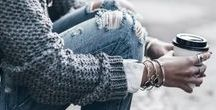 Style Inspo / Fashion: outfits, details, accessories, everything girly!