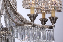 Savoy House   Luxury Lighting / Beautiful big chandelliers Imperial style, high quality crystal drops. They will bring added value to your interior spaces.