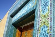 Visita à Mesquita de Lisboa