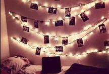 Home / Apartment living, dream home, and dorm room decorating.