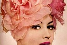 Inspiration   rose poudré / Inspiration et tendances colorées du vieux rose, pivoine, rose de Ronsard, poudré, douceur, voile, à demi mots, chut, nuageux