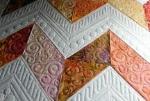 Quilt and English Paper Piece