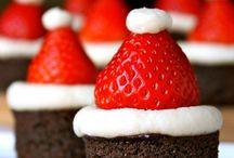 ☻ idées Noël / noël style, christmas, rouge, cosy, sapin, guirlandes, cadeaux, la magie de Noël quoi !