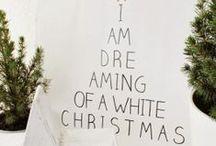 Christmas / Because I love the season