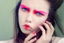 ♡ maquillage / Ma sélection de maquillage, cosmétiques, astuces maquillage, inspirations graphiques en make up