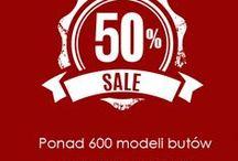 SALE -50% / http://paradopary.pl/sale