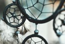 Dreamcatcher... / Catch the bad dreams and let the good ones pass through...