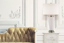 Savoy House   Table lamps / Collection of twelve magnificent table-lamps of modern styles, ideal for illuminating and decorating any room, both homes and social areas of hotels and restaurants