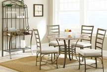 Dining Rooms / Dining room tables, chairs, and sets, pub sets, bar stools, and more! FFO Home has the quality furniture to transform your dining space at the Lowest Price Guaranteed.