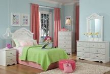 Kids' Bedrooms / From bunk beds to trundle beds, captain's beds, to futons, we have the perfect bedroom group for every age! Come view more at http://ffohome.com/inventory/bedroom-furniture/kids-beds-and-furniture