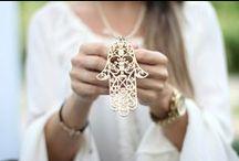 Fatima's hand...