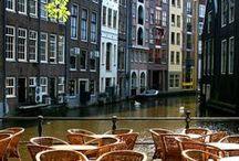 Amsterdam, Holland...