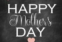 ☻ fête des mères
