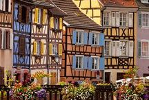 My sweet Alsace / all generous and traditional treasures in my lovely Alsace!