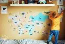 My son's room / His place in our bedroom :)