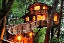 Treehouses !  :-D