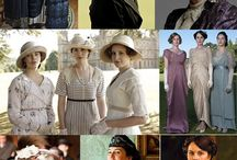 Downton  Abbey / What joy this historical drama brings as you travel back in time.  / by Rosemarie Collections