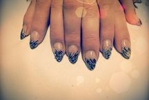 Naïls by me / Nails by Lucy de Oliveira
