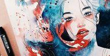 Illustration •