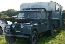 rare land rover / land rover conversion, rare models, minerva, center steer, old vehicles, special vehicles.