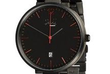 Nordic Steel Series / Danish Design - These watches are mainly inspired by the Nordic history like the vikings and so...
