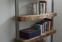 Ocelový nábytek
