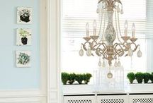 Savoy House   Shabby Chic lamps / Lamps to recreate Romantic and feminine atmospheres with worn look. They are distinguished by using a palette of pastel colors like pink, blue, green or beige, but definitely the predominant color is white.