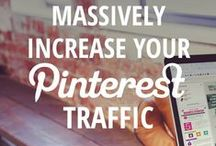 How To Grow Your Pinterest Followers / Learn to grow your Pinterest following quick and easily using keywords, beautiful images, shared boards, text on images, optimal scheduling, repins, and seasonal content.