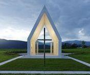 Arch- sacral, churches