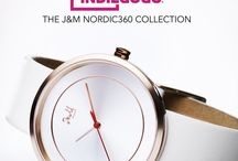J&M on INDIEGOGO / We have presented our newest watch collection - The J&M NORDIC360. Help us reach our goal on Indiegogo by sharing or even making a pledge. Everything counts!  Check it out here: https://igg.me/at/JMNORDIC360/x