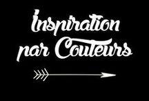 INSPIRATIONS en COULEURS