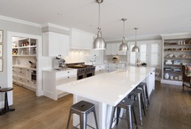 interior images to inspire / Ideas to help me pull together the perfect kitchen make over