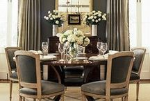Dining spaces worth celebrating