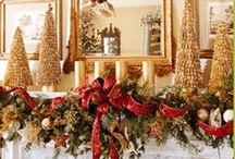 Tis the season / Unique and creative ideas to decorate your home this holiday season.