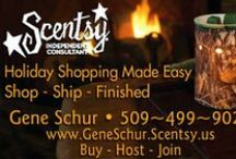 Scentsy Scentsy Scentsy Scentsy / There's more than one way to share the Scentsy experience.   https://geneschur.scentsy.us/Scentsy/party_types / by ><> Gene Schur - Independent Scentsy Super Star Consultant. Simply Aroma