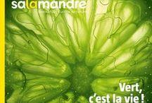 La Salamandre / La revue des curieux de nature www.salamandre.net